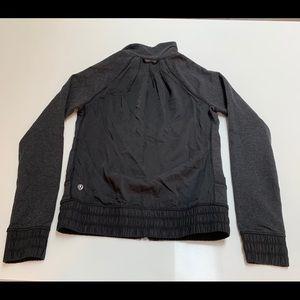 lululemon athletica Jackets & Coats - Lululemon Bomber With Back Detail